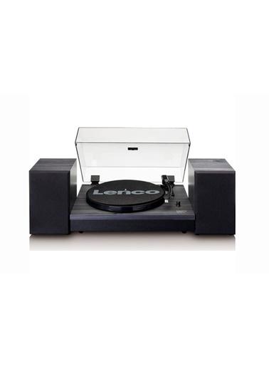 Lenco LS-300BK Siyah Bluetoothlu Pikap Plak Çalar Siyah